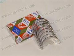 Вкладыши D.NEXIA,RACER,LEMANS V1.5 SOHC/DOHC,V1.6 DOHC,KALOS/AVEO V1.5 SOHC,LACETTI,OPTRA,NUBIRA V1.5/1.6 DOHC (NSP0193742707/HCJC045S/93742707/90323617) шатунные STD