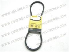 Ремень клиновой A-37,5/A-38/C13N3800 K.HI BESTA V2.7 дв.VN,H.TERRACAN V2.9 дв.J3,HD65/HD72 дв.D4DD кондиц. (AVX13X975/97652-43010)