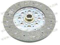 Диск сцепления H.SANTA FE CM/DM,K.SORENTO XM с 09г. V2.4 DOCH (HD-164/41100-24200/41300-24200/832095)  VALEO PHC диск бездемпферный