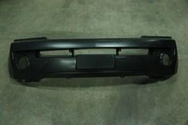 Бампер FR, K.SORENTO с 02-06г. ориг. (86511-3E006XX) с отверстиями для омывателей фар