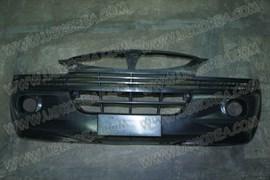 Бампер FR, S.Y.KYRON с 05-07г. ориг. (7871109001) с отверст. под круглые противотуманки