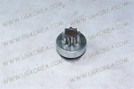 Бендикс стартера D.NEXIA V1.5 SOHC,ESPERO V2.0 SOHC ориг. (10521233) МКПП, 9 шлицов