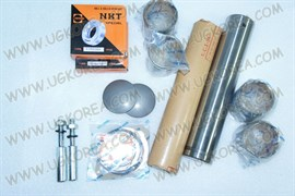 Шкворни передней балки K.GRANBIRD с 98-04г. (AA92D-33051) 50*253мм.  NAM YANG  Корея, (в комплекте: шкворни,втулки,подшипники,шайбы,клинья)