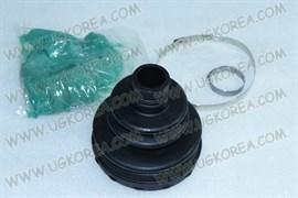 Пыльник гранаты привода наружный S.Y.ISTANA ориг. (6613305101) D105мм. хомуты+смазка, резиновый