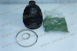 Пыльник гранаты привода наружный S.Y.ISTANA с 96г. 2WD,H.SANTA FE NEW с 06г.,SANTA FE CM,K.SORENTO R с 09г. 4WD ориг. (6613306401) FR, D97мм. хомуты+смазка, пластиковый