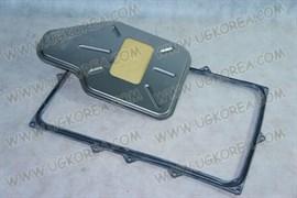 Фильтр в коробку-автомат S.Y.MUSSO,MUSSO SPORTS,KORANDO,REXTON V2.3/2.9,ACTYON,ACTYON SPORTS,KYRON V2.0 коробка BTR M74 4AT/4WD,M78 6AT/4WD ориг. (0555334783/0578738087) с прокладкой