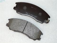Колодки тормозные FR H.TERRACAN с 01-03г. (FPH12/BF1017/SP1097/58101-H1A00/58101-H1A10) 149*57.9мм.