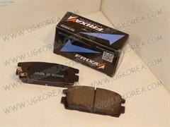 Колодки тормозные RR H.TERRACAN с 01-06г. (SP1097-R/SP1098/FPH12R/BR1006/58302-H1A00) 110.6*46.4мм, дисковые