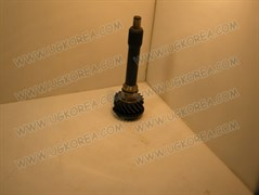 Вал коробки первичный S.Y.MUSSO,MUSSO SPORTS (1352085061) коробка T5(4WD), 26 шлицов