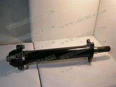 Вал промежуточный FR редуктора K.BONGO III с 11г. 1т. ориг. (53270-4E600) 6МТ4WD с корпусом подшипника и кожухом