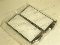 Фильтр воздушный салонный S.Y.KORANDO,MUSSO с 95-05г.,MUSSO SPORTS с 02-05г.,TAGER (PMD-001/AMD.FC76/6923005400) 20*86*199мм. в коробке 2шт.