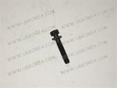 Болт крепления форсунки топливной H.STAREX GRAND/H-1,PORTER II,H-350,K.BONGO III с 12г. дв. D4CB ориг. (33816-4A700) М8*44мм. под ключ 12мм.