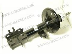 Амортизатор FR, D.KALOS/AVEO(T200/T255) до 12г. BESFITS (SF3005/96534983) LH масляный, с кронш. ABS
