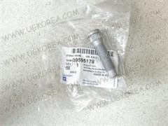 Шпилька колесная без гайки D.LACETTI PREMIER/CRUZE,(AVEO III/T300 с 12г.) ориг. (09595179) FR/RR, D12мм. L44мм.