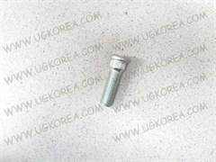 Шпилька колесная без гайки H.ACCENT с 99г. ориг. (52712-29400) RR, L45мм, Dшлиц.14.2мм