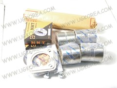 Шкворни передней балки K.GRANBIRD с 04-06г. (AC99D-33051) 50*243мм.  NAM YANG  Корея, (в комплекте: шкворни,втулки,подшипники,шайбы,клинья)