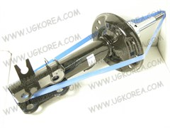 Амортизатор FR, D.KALOS/AVEO(T300),COBALT с 12г. (PJC129FL/95465740/95917154) LH,  PARTS MALL  Корея, газо-масл.