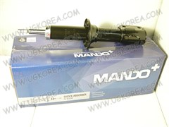 Амортизатор FR, D.MATIZ I/SPARK(M100) с 98г.(корейс./узбек.сбор.) (EX96336487/96336489/96336487) LH  MANDO  Корея, масляный, без кронш. ABS, чашка маленькая