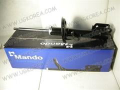 Амортизатор FR, D.MATIZ NEW III/SPARK(M300) с 10г.,RAVON R2 (узбек.сбор) с 17г. V1.0/1.2 DOHC (EST10008W/95032448) RH,  MANDO  Корея, газо-масл. с кронш. ABS и кронш. крепления линка