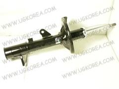 Амортизатор RR, H.LAVITA/MATRIX  с 03г. (PJARL-008/55351-17230) LH,  PARTS-MALL  Корея, газо-масл. с кроншт. ABS