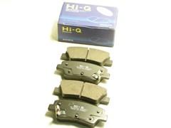 Колодки тормозные RR H.TUCSON D3,i30,K.SPORTAGE D9 с 15г.,OPTIMA,K5 с 13г. (SP1846/58302-D3A70)  SANGSIN  Корея, 99,8*41мм. (суппорт с регул. поршнем)