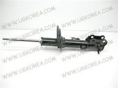 Амортизатор FR, H.ACCENT/SOLARIS,K.RIO с 12г. (KMS018R/54660-1R100/54660-4L100/54660-4Y100) RH,  KORMAX  Корея, газо-масл. (болт крепления аморт.М14мм.)