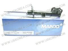 Амортизатор FR, H.SANTA FE CM,K.SORENTO XM с 09-12г. (EX54660-2B500/54660-2B540/2B500/2B510/2P600/2P500/2P100) RH,  MANDO  Корея, газо-масляный