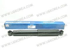 Амортизатор RR, K.SORENTO с 02-04г. (EX553003E022/55300-3E000) LH/RH,   MANDO  Корея, сайлен.-сайлен. высота 525мм.
