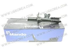 Амортизатор FR, K.MORNING/PICANTO до 11г. (EX5465007000/EX5465007100) LH,  MANDO  Корея, газо-масляный