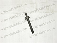 Болт крепления крышек распредвала- шпилька H.GRACE,PORTER,TERRACAN,STAREX/H-1,STAREX GRAND/H-1,GALLOPER,K.BONGO III дв.D4BB,D4BF,D4BH ориг. (22415-42901)