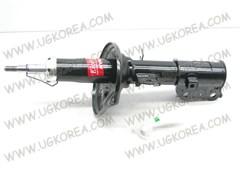 Амортизатор FR, H.CLICK/GETZ (333506/54650-1C200) RH,  KYB  Япония, газо-масл., с кронш. ABS