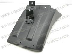 Брызговик RR K.BONGO III 1т./1,4т. 4WD ориг. (61220-4E600) RR RH RR и RR LH FR, односкатник, верхняя часть (пласм.)