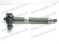 Вал промежуточный FR привода H.TUCSON/iX35,K.SPORTAGE SL c 13-15г. ориг. (49560-2S700) 6MT, 2WD