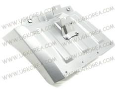 Брызговик RR K.BONGO III 1т./1,2т./1,4т. 2WD ориг. (61210-4E000) RR LH RR и RR RH FR, 2-х скатник, верхняя часть (пластм.)
