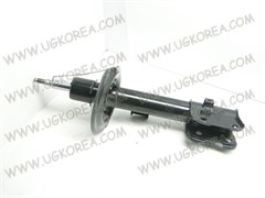 Амортизатор FR, H.SANTA FE DM с 12-15г.,K.SORENTO XM с 12-14г. (PJA161FL/54651-2W400) LH,  PARTS-MALL газо-масл.