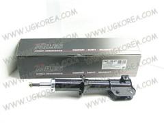 Амортизатор FR, D.MATIZ I/SPARK(M100) с 98г.(кор./узбек.сбор.) (DM2119801/96336488) RH  MILES , масляный, без кронш. ABS, чашка маленькая